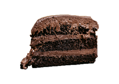 Guittard Chocolate Fudge Cake