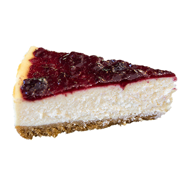 NY Strawberry Cheesecake