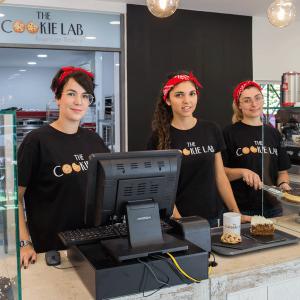 Equipo de trabajo en The CookieLab