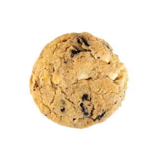 Deliciosa cookie de cookies and cream